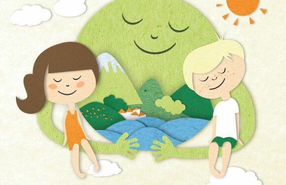 С Днем защиты детей! С первым днем лета!